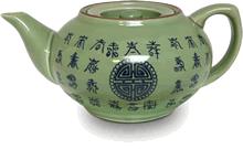 Spherical teapot