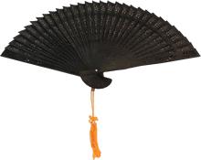 Sandelwood fan