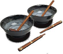 Ramen bowl set