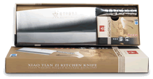 Chinese chopper knife