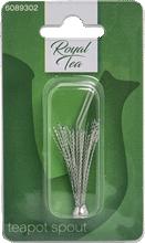 Tea spout filter